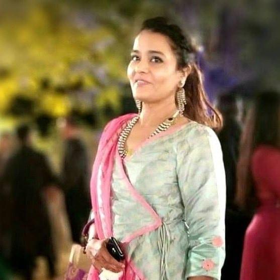 Jigna Shah, CEO of Reve, India