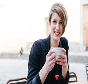 Sophie Kruijsdijk, Founder of Life Coach Sophie, Italy