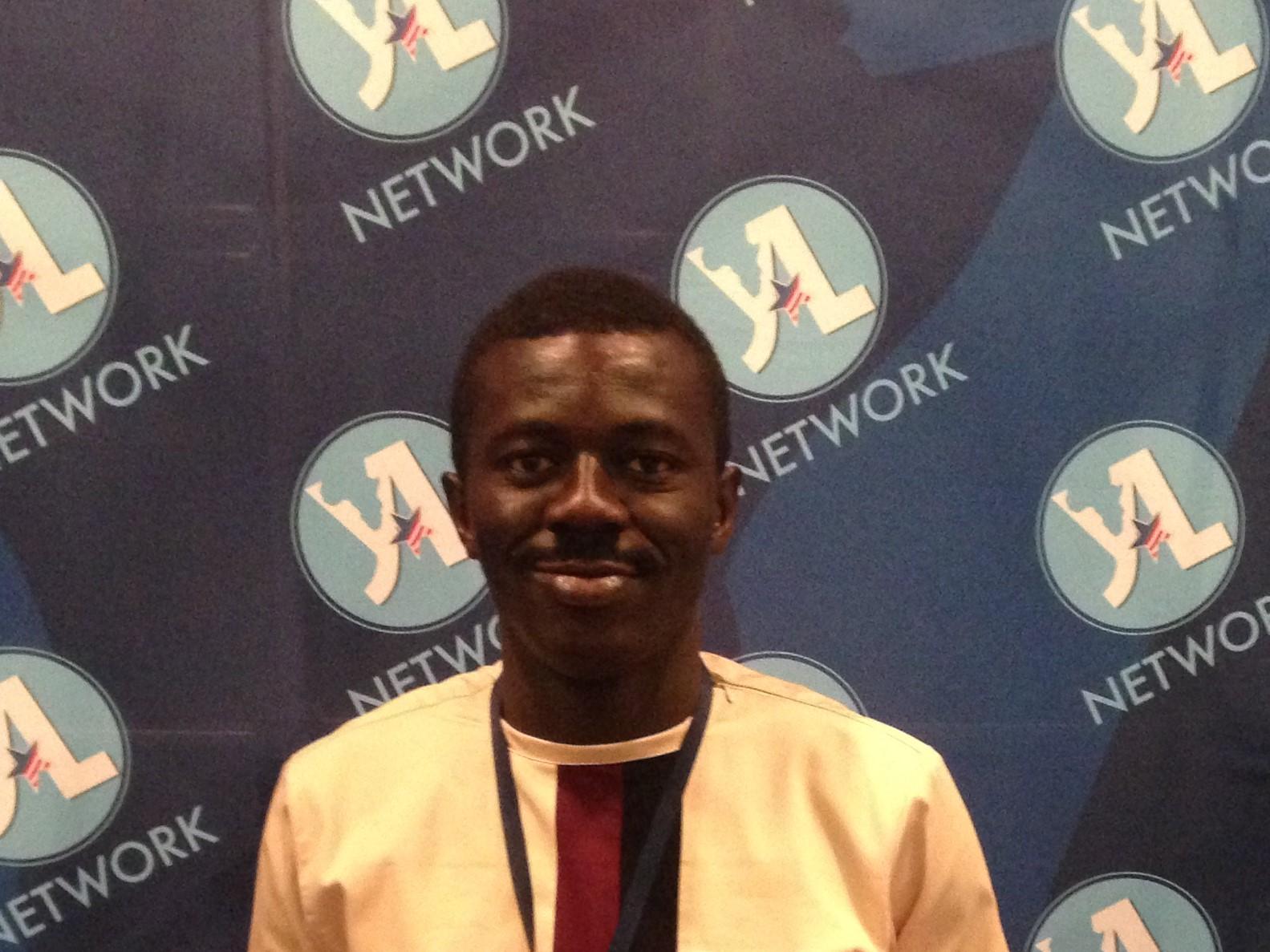 Reginald Nsowah, CoFounder of Ticketmiller, Ghana